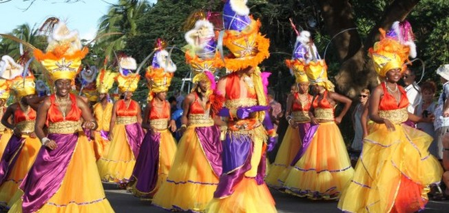 Carnaval basse terre