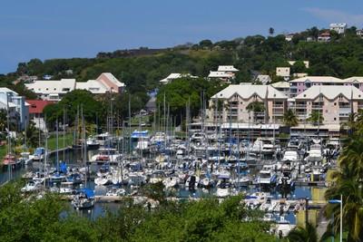 Marina Guadeloupe Sud Ancrage