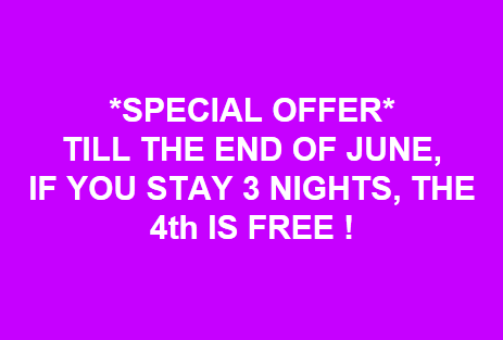 ** SPECIAL OFFER **